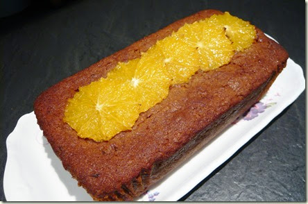 carrot and orange cake