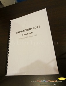 Japan Travel Free and Easy