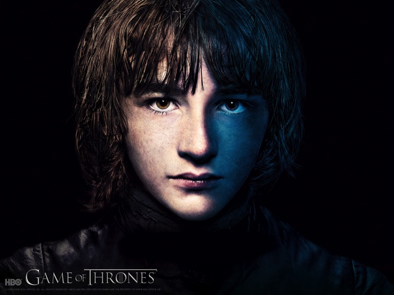 Game of Thrones season 3 wallpaper Bran