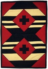 Navajo blanket AAQI quilt
