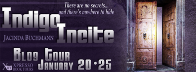 {Review+Giveaway} Indigo Incite by Jacinda Buchmann