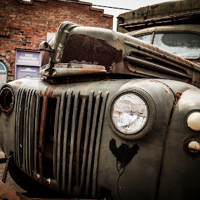 by Johan Niemand - Transportation Automobiles ( car, old, vintage, auto, historic )