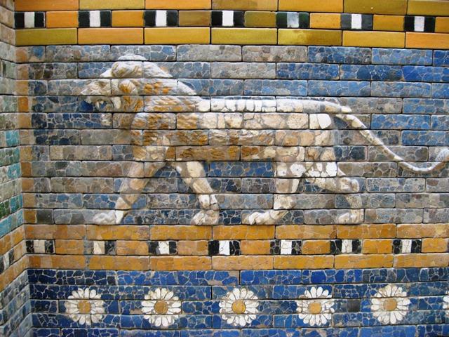 Ishtar Gate Pergamon_Museum_Berlin_2007112