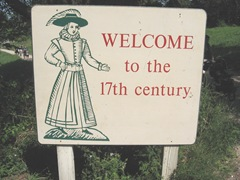 Plimoth Plant welcome to the 17th century