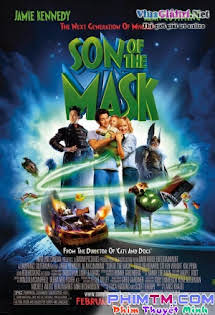 Đứa Con Của Mặt Nạ - Son of the Mask