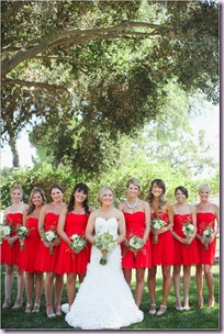 poppy red wedding5