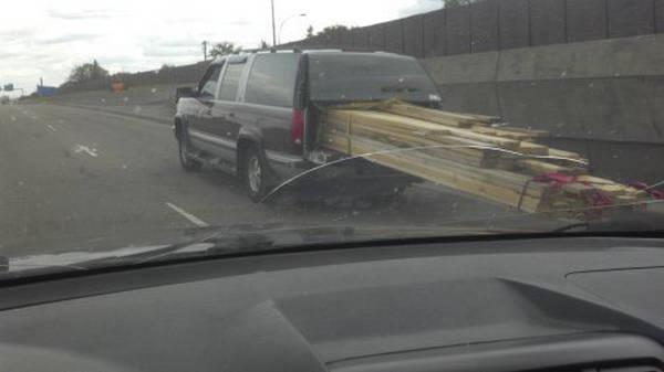Eu acho que você esta usando o veículo errado 6