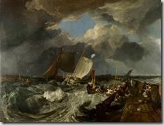 Turner - Calais Pier
