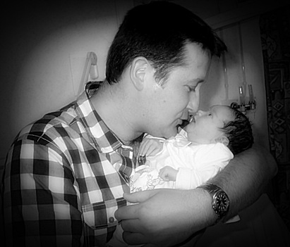 Dad & Thea 2dp