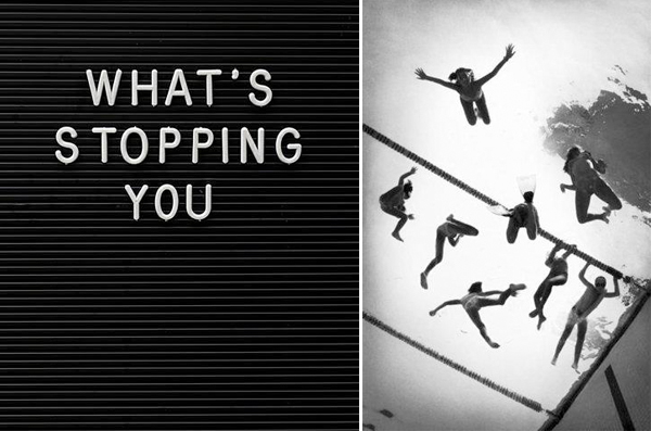 Whatstoppingyou