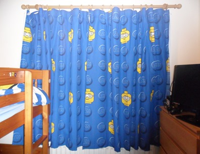 Argos Lego Curtains