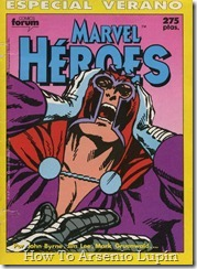 P00082 - Marvel Heroes Especial  Verano.howtoarsenio.blogspot.com