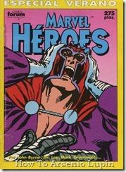 P00082 - Marvel Heroes Especial  Verano.howtoarsenio.blogspot.com