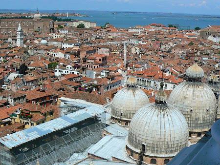 Obiective turistice Venetia: imagini din Campanile