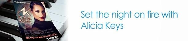 celcom Alicia Keys