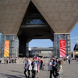 comiket at tokyo big sight in Tokyo, Tokyo, Japan