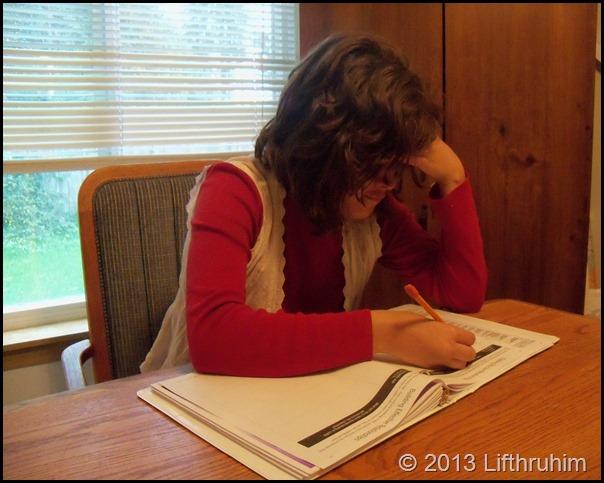 Turtlegirl completes a StudentKeys Workbook