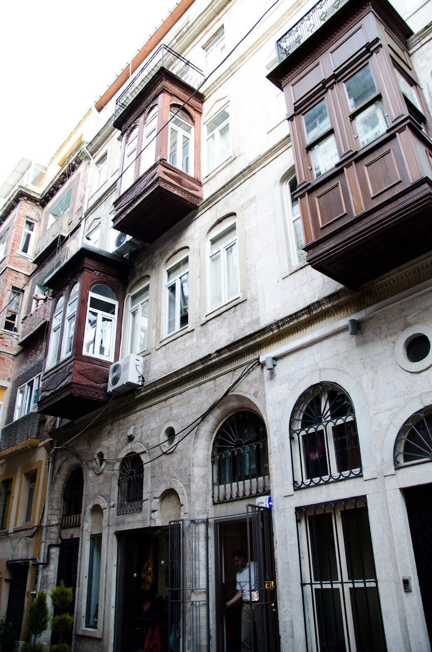 Galata area