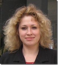 Олга Гоцева, независим сътрудник Coral Club International, рег.№4588344