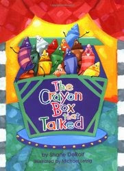 The Crayon Box that Talked