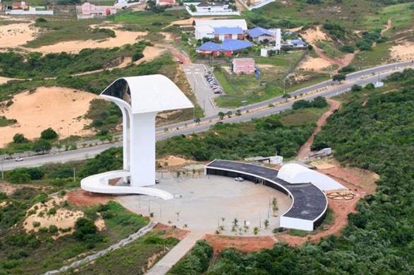 Parque da Cidade Dom Nivaldo Monte - Oscar Niemeyer, Natal