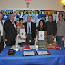 FOP Lodge Awards Dinner horning the Christiansen and Salomone families in Carmel