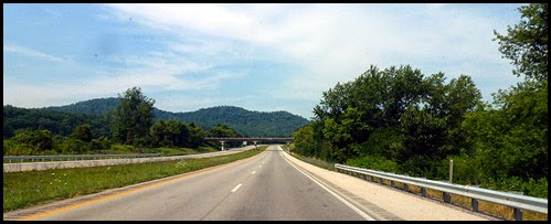 00a - Bert Combs Mountain Parkway - 32 miles
