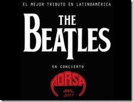 the beatles en guadalajara tributo