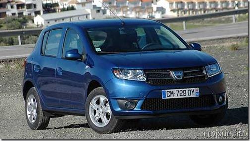 Dacia Sandero II 08
