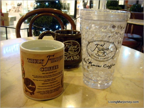 Figaro Frosted Tumbler