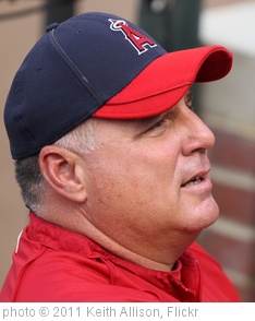 'Los Angeles Angels manager Mike Scioscia (14)' photo (c) 2011, Keith Allison - license: http://creativecommons.org/licenses/by-sa/2.0/