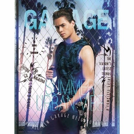 Enrique Gil - Garage March 2015