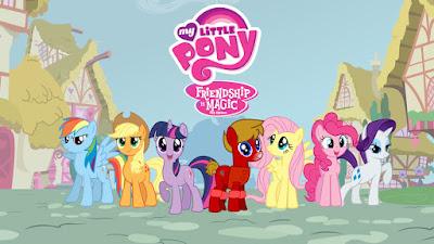 Hình Ảnh Pony Bé Nhỏ Đáng Yêu Phần 4