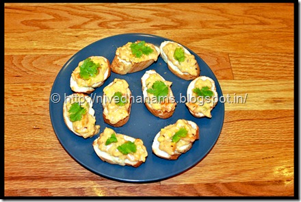 Corn Bruschetta - IMG_2850