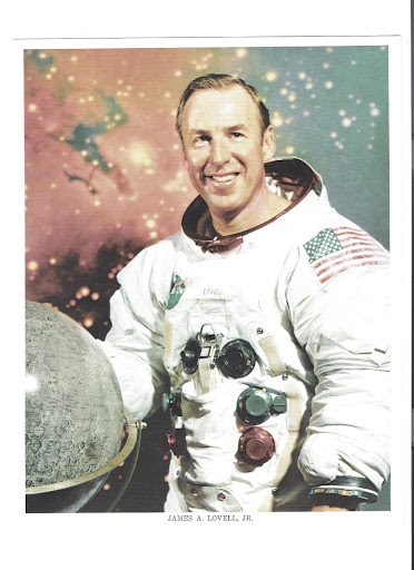 James Arthur Lovell &#8211; Gemini 7
