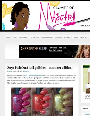 Zoya_Nail_Polish_Summer_PixieDust_Clumps_Mascara