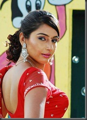 Ragini Dwivedi Photo _sideview