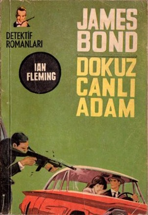 turkey-james-bond-book