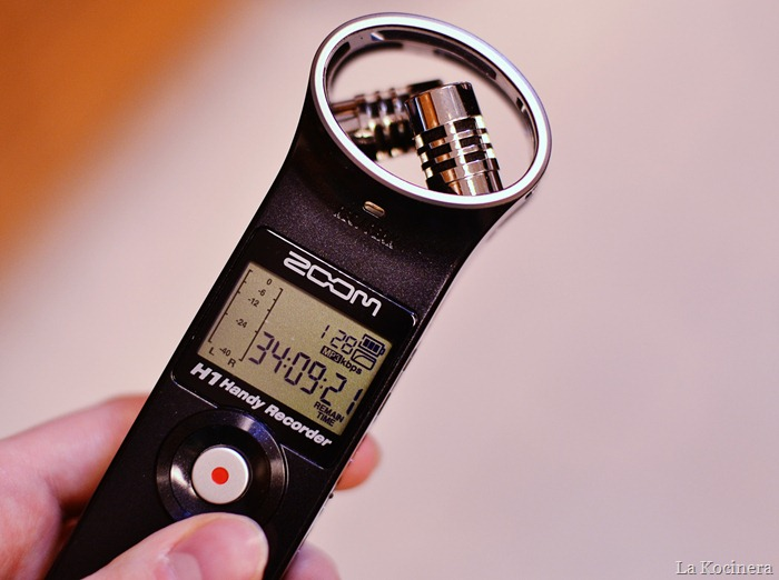 hand recorder