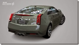 Cadillac CTS-V Coupe '11 (3)