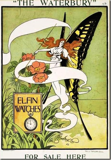 Art-Poster-Advertisement-Sage-green-watches