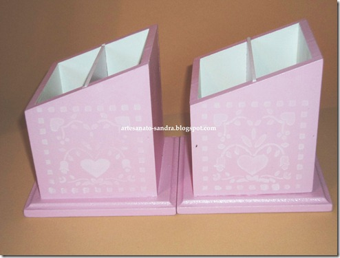 porta cartoes rosa 1