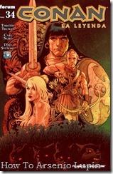 P00002 - Conan - La Leyenda #34