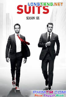 Luật Sư Tay Chơi :Phần 6 - Suits Season 6