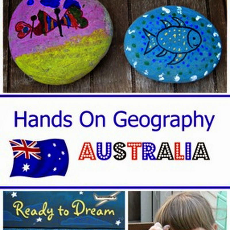 Hands On Geography – Australia