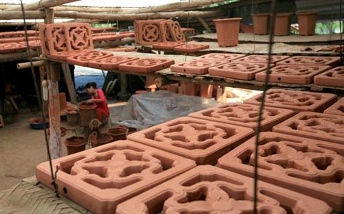 Làng gốm Kim Lan