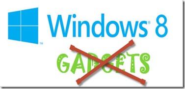 NO GADGETS