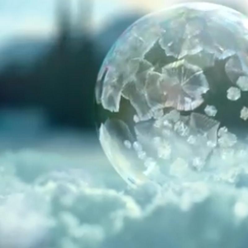 Sony y sus burbujas en alta definición
