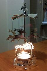spinning reindeers