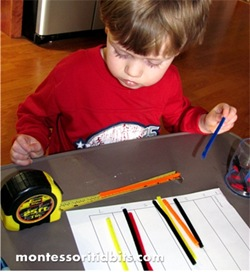 Cool Preschool Math Activity